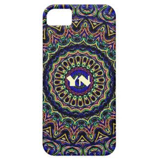 Dark Tapestry Kaleidoscope iPhone5 Case