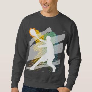 Dark Tennis Sweatshirt for men