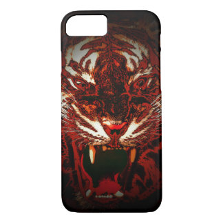 Dark Tiger Phone case