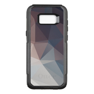 Dark to Light Abstract Pyramid Art OtterBox Commuter Samsung Galaxy S8+ Case