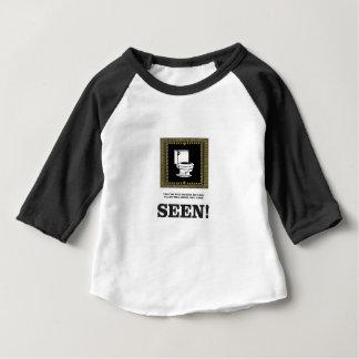 dark toilet humor baby T-Shirt