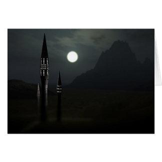 Dark Towers (Card) Card