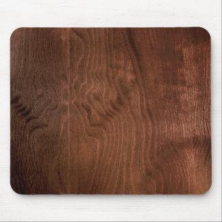 Dark Walnut Plywood Mousepad