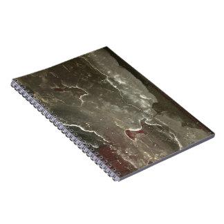 DARK WATER notebook