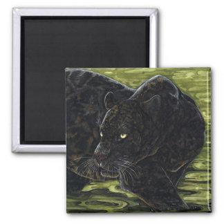 Dark Waters - Black Panther Magnet