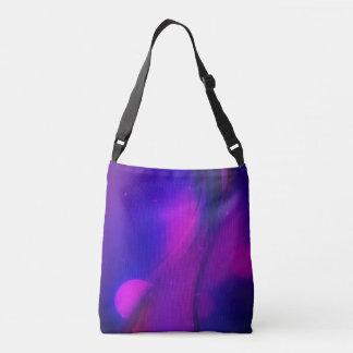 Dark Wave Crossbody Bag