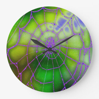 Dark Web Wall Clock