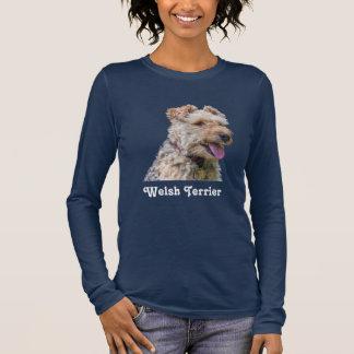 Dark Welsh Terrier Shirt