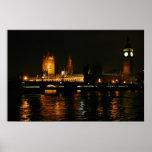 Dark Westminster Poster