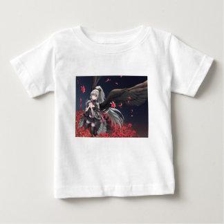 Dark Winged Angel Baby T-Shirt