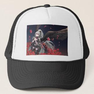 Dark Winged Angel Trucker Hat