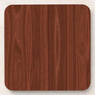 Dark Wood Coasters