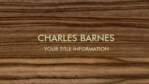 Wood grain business cards business card printing zazzle ca dark wood grain business card colourmoves