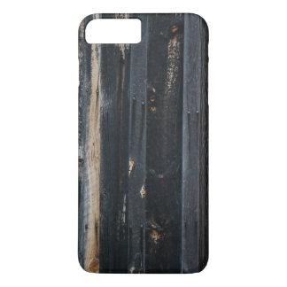 Dark wood texture iPhone 7 plus case