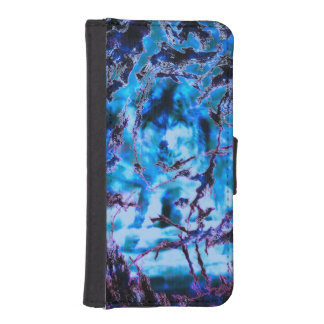 Dark Woods Wolf Hunter Spirit Vegan Leather Case