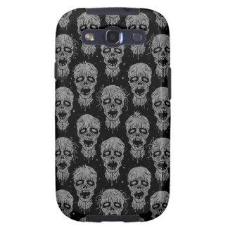 Dark Zombie Apocalypse Pattern Galaxy S3 Cover