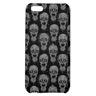 Dark Zombie Apocalypse Pattern iPhone 5C Cover