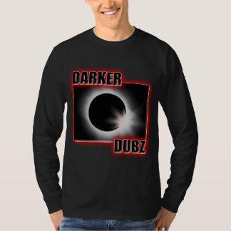 DARKER DUBZ red Dubstep Dub T-Shirt