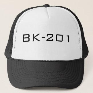 Darker Than Black: BK-201 Trucker Hat