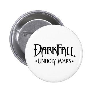 Darkfall Unholy Wars Logo Round Button