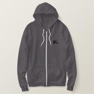 DARKFOX crosshair logo Hoodie