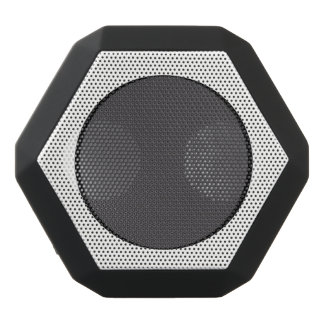 DarkGrey Dot Black Bluetooth Speaker