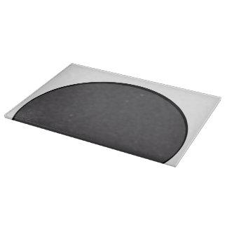 DarkGrey Dot Cutting Board