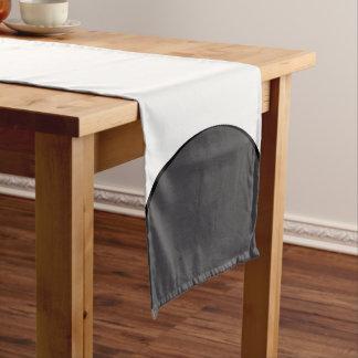 DarkGrey Dot Medium Table Runner