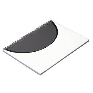 DarkGrey Dot Notebooks