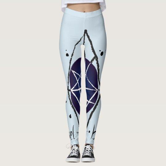 Darkmulticolored Leggins Leggings