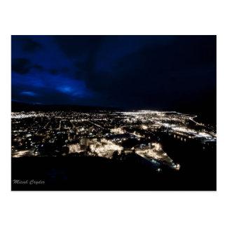 Darkness Postcard