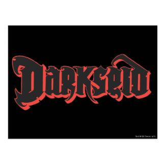Darkseid Logo Postcard
