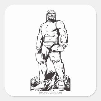 Darkseid Outline Stickers