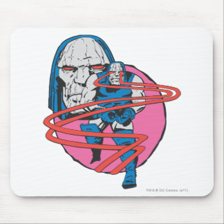 Darkseid Shoots Omega Beams Mouse Pad