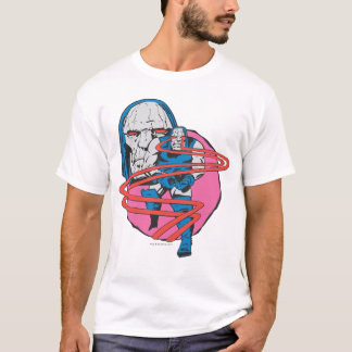 Darkseid Shoots Omega Beams T-Shirt