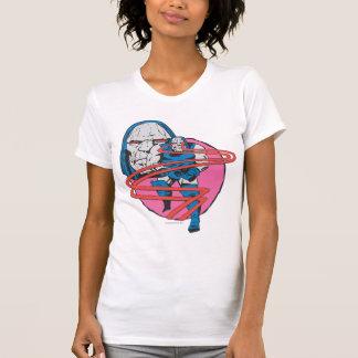 Darkseid Shoots Omega Beams T-Shirt