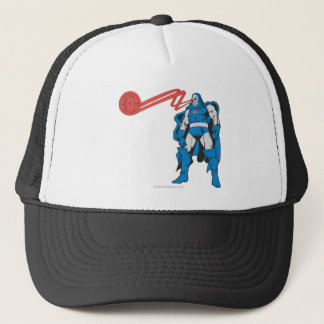 Darkseid Uses Psionic Powers Trucker Hat