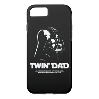 Darkside Twin Dad iPhone 7 case