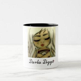 Darla Diggs Coffee Mugs