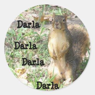 Darla stickers