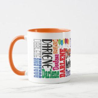 Darlene Coffee Mug