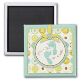 Darling Baby Toes TY Magnet 2