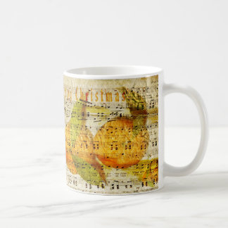 Darling Clementines for Christmas Coffee Mugs