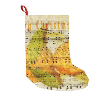 Darling Clementines for Christmas Small Christmas Stocking