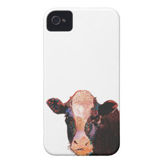 DARLING COW - iPhone 4 case