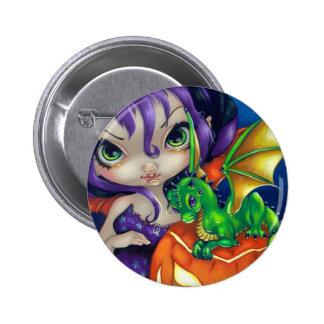 """""""Darling Dragonling II"""" Button"""