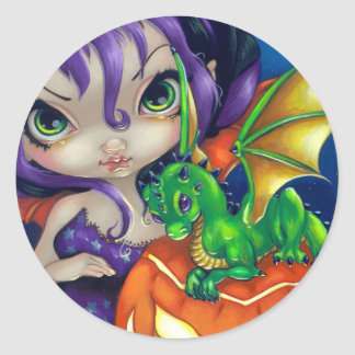 """Darling Dragonling II"" Sticker"