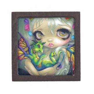 """""""Darling Dragonling IV"""" Gift Box Premium Keepsake Boxes"""