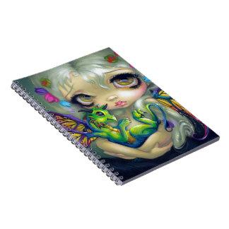 """Darling Dragonling IV"" Notebook"