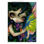 """""""Darling Dragonling V"""" Greeting Card"""